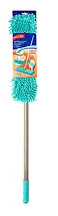 Швабра для пола PLUS Class You'll LOVE с насадкой из микрофибры, арт. 57981